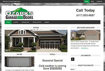 Ozarks Garage Doors